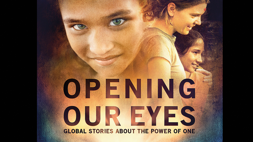 Opening Our Eyes Movie DVD cover photo