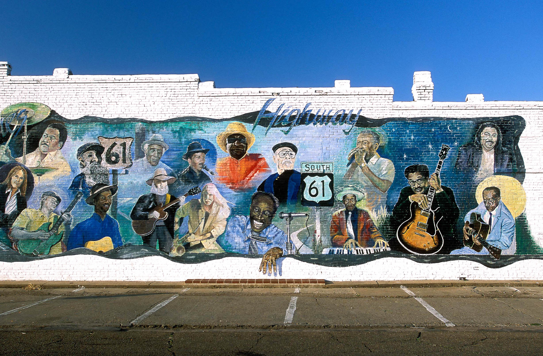 The Delta Blues Musicians Multimedia Exhibit