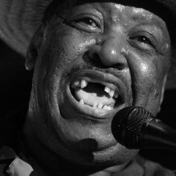 Magic Slim, King Biscuit Blues Festival, Helena, Arkansas
