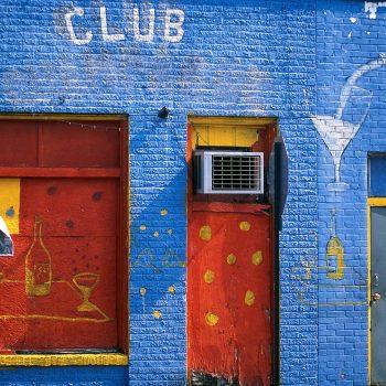 Blues club, Mississippi