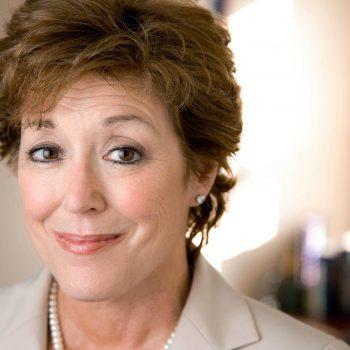 Portrait of female business executive.