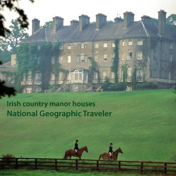 Horse back riders, Mount Juliet, Kilkenny, Ireland