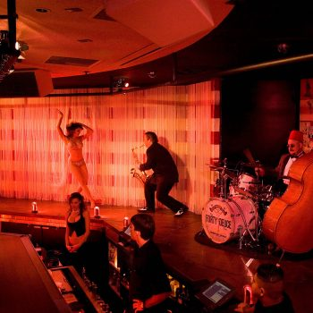 Forty Deuce burlesque club, Las Vegas, Nevada