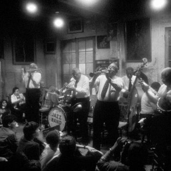 Preservation Jazz Hall, New Orleans, LA