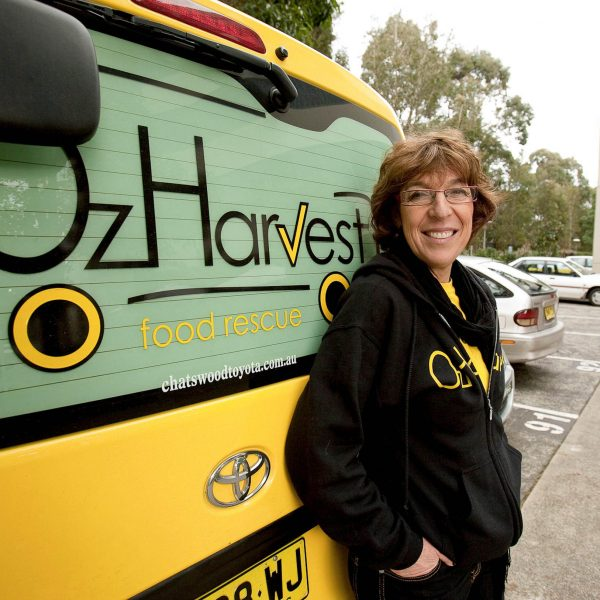 Ronni Kahn, Oz Harvest, Sydney, Australia, Opening Our Eyes