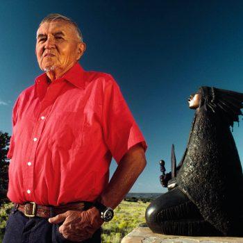 Sculpture Allan Houser, Santa Fe, NM