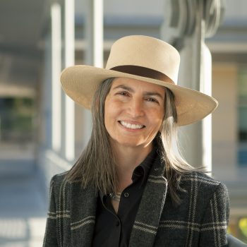Christine Theodoropoulos, Dean os School of Architecture and Design, Cal Poly, San Luis Obispo, CA. Like A Woman