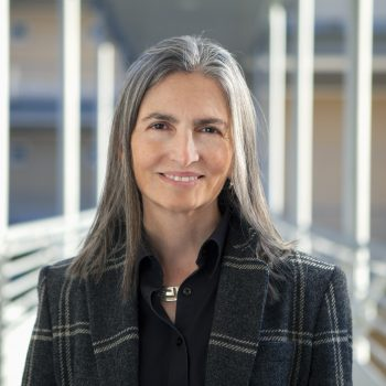 Portrait of Christine Theodoropoulos, Dean of Architecture and Environmental, Cal Poly, San Luis Obispo, CA
